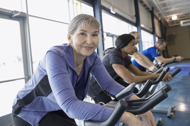 stationary bike workout to lose weight