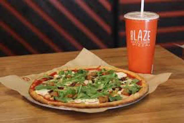 Blaze Pizza Nutrition Facts Healthy Menu Choices For Every Diet