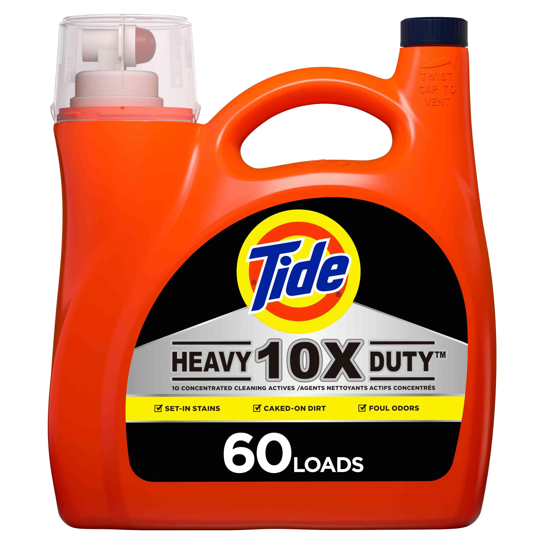 Tide Heavy Duty