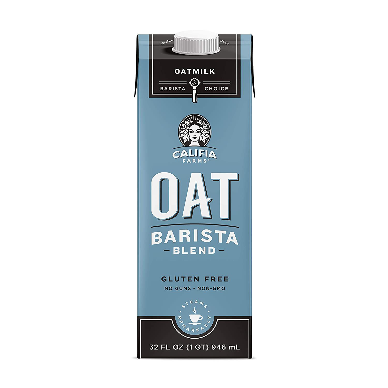 Califia Farms Oat Barista Blend Milk