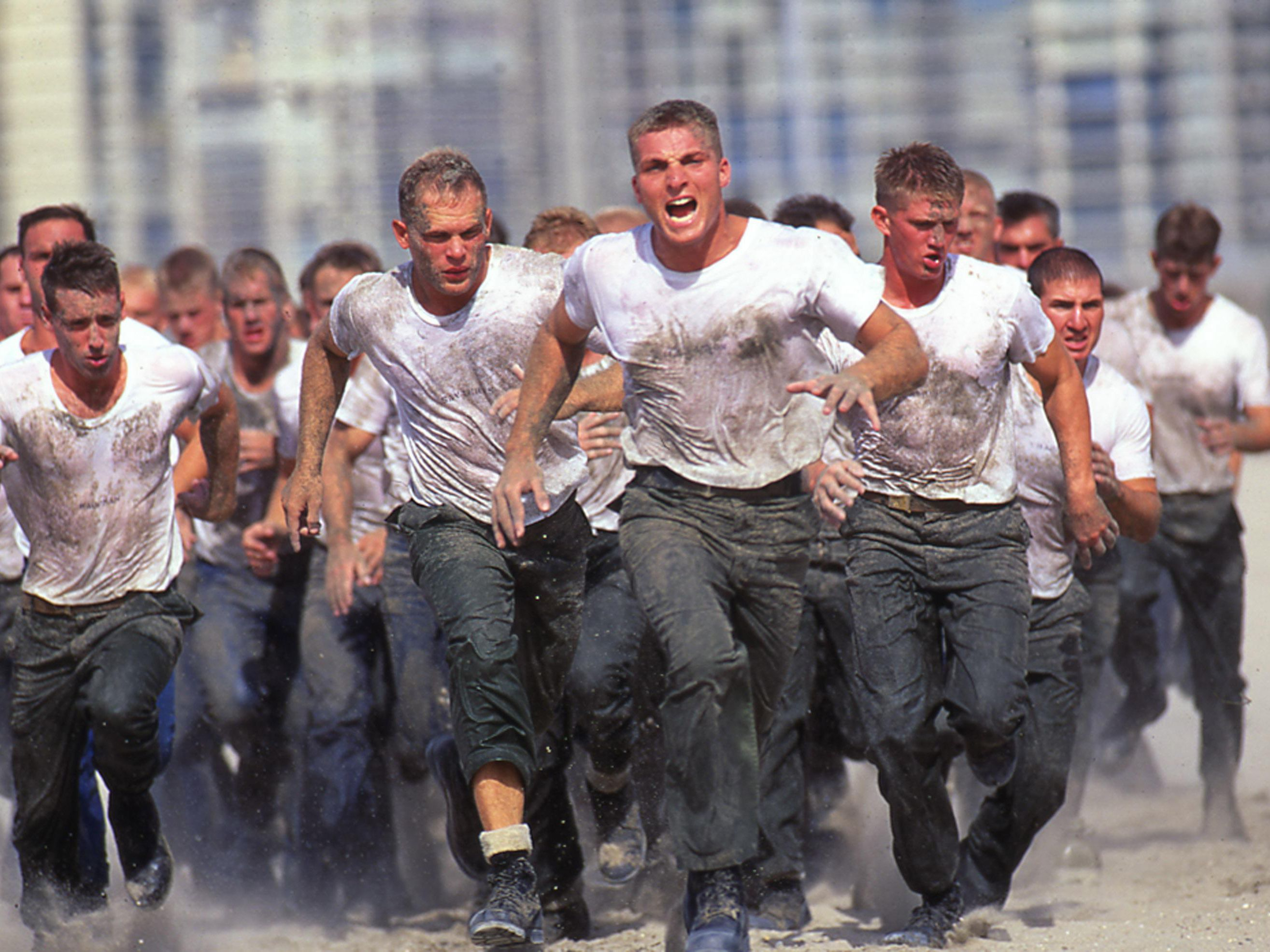 Workouts to Train for Special Forces Entry