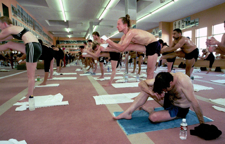 Bikram Yoga by Bikram Choudhury