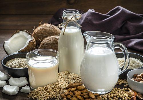 Milk and alternatives