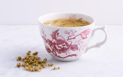 Manzanilla Tea