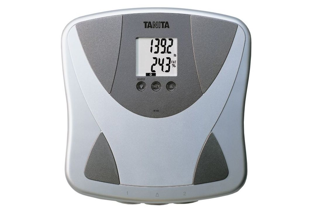 Báscula de grasa corporal / agua Tanita BF-680W