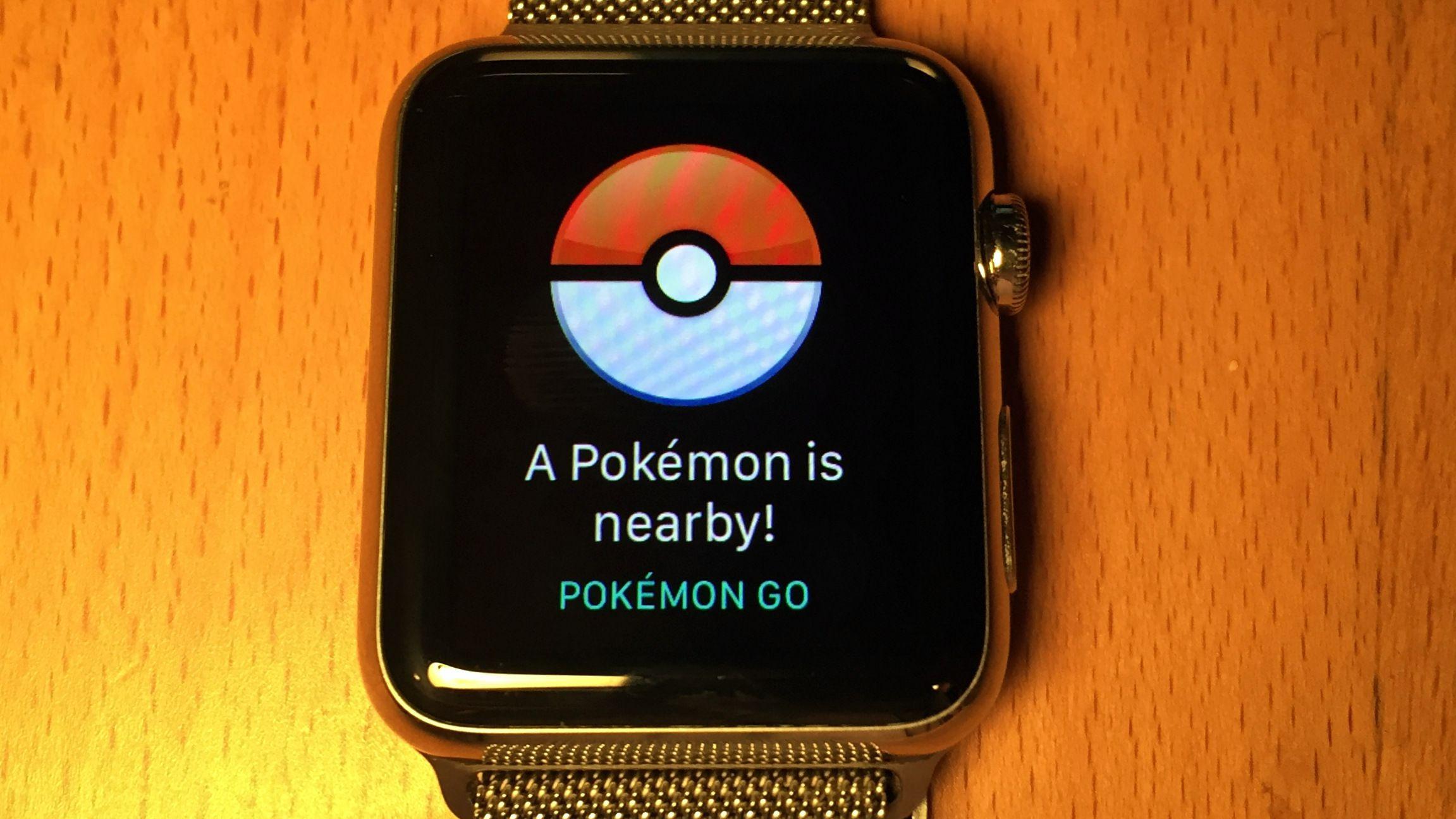Pokemon Go Apple Watch App Pros and Cons