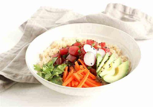 poke bowl recipe