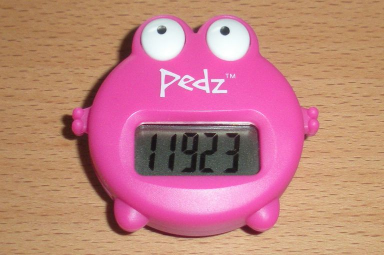 Walking And Amount Of Pedometer Steps For Kids