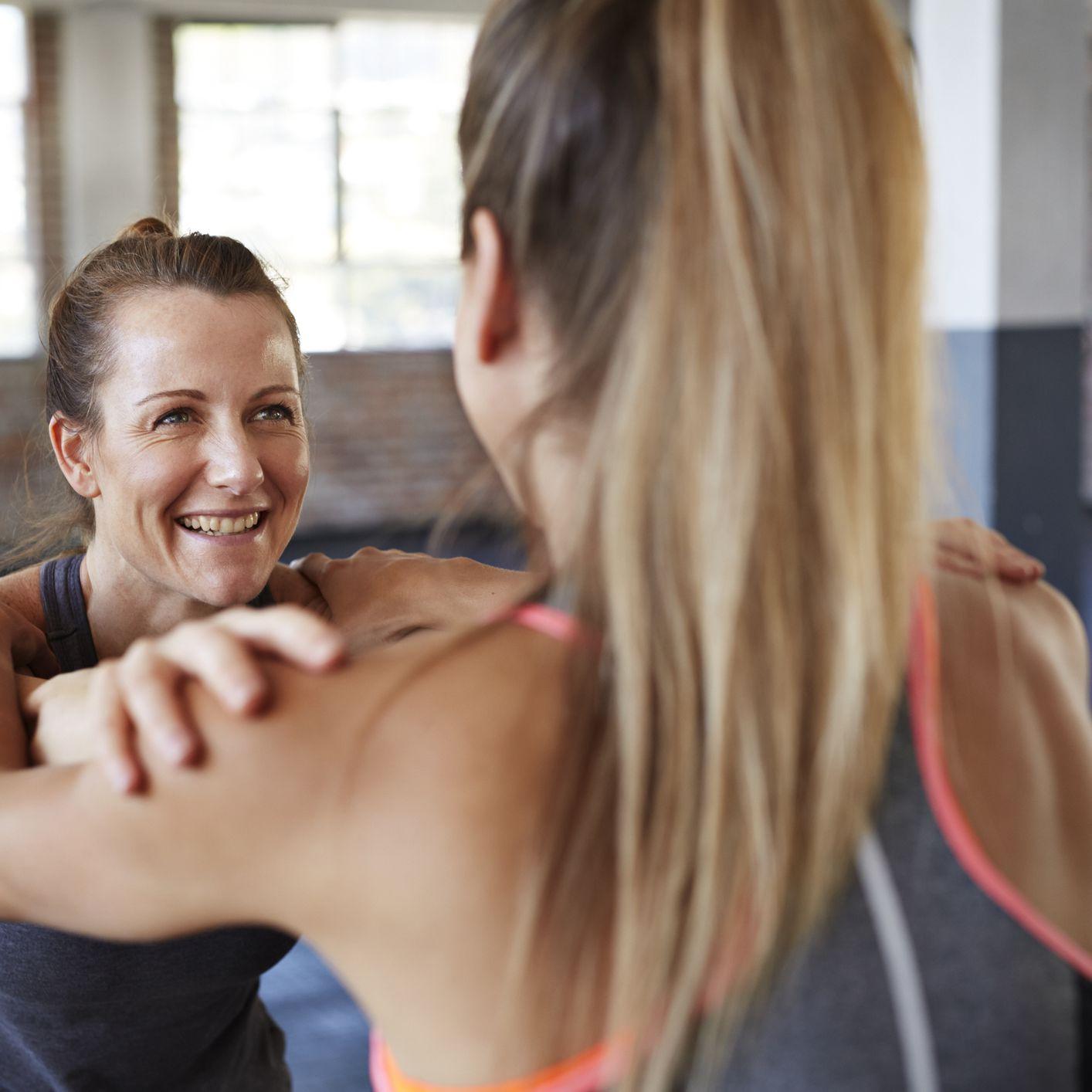 Personal trainer dating website dating scene Minneapolis