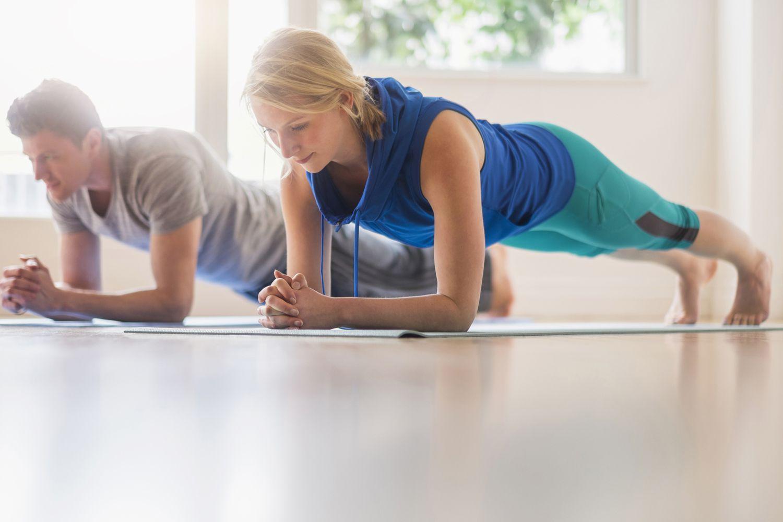 Poses De Yoga Coreanas