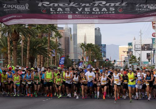 Inicio maratón