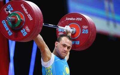 Ilya Ilyin Olympic weightlifting