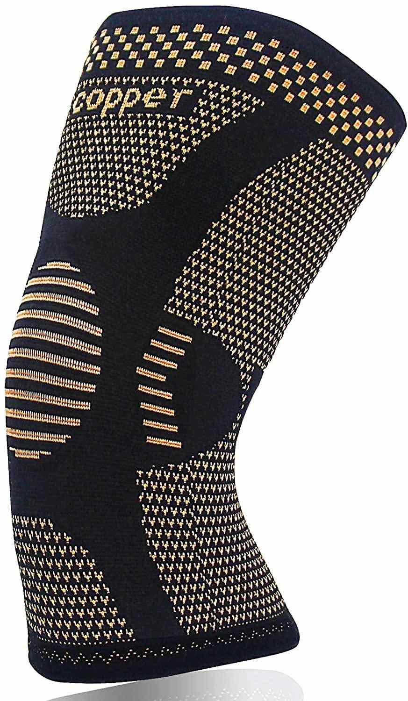 Jiufentian Copper Knee Sleeve