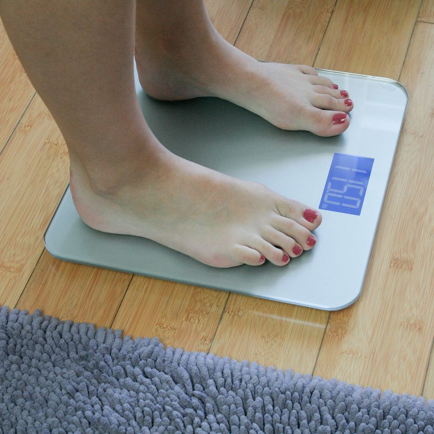 Greater Goods Digital Body Weight Bathroom Scale
