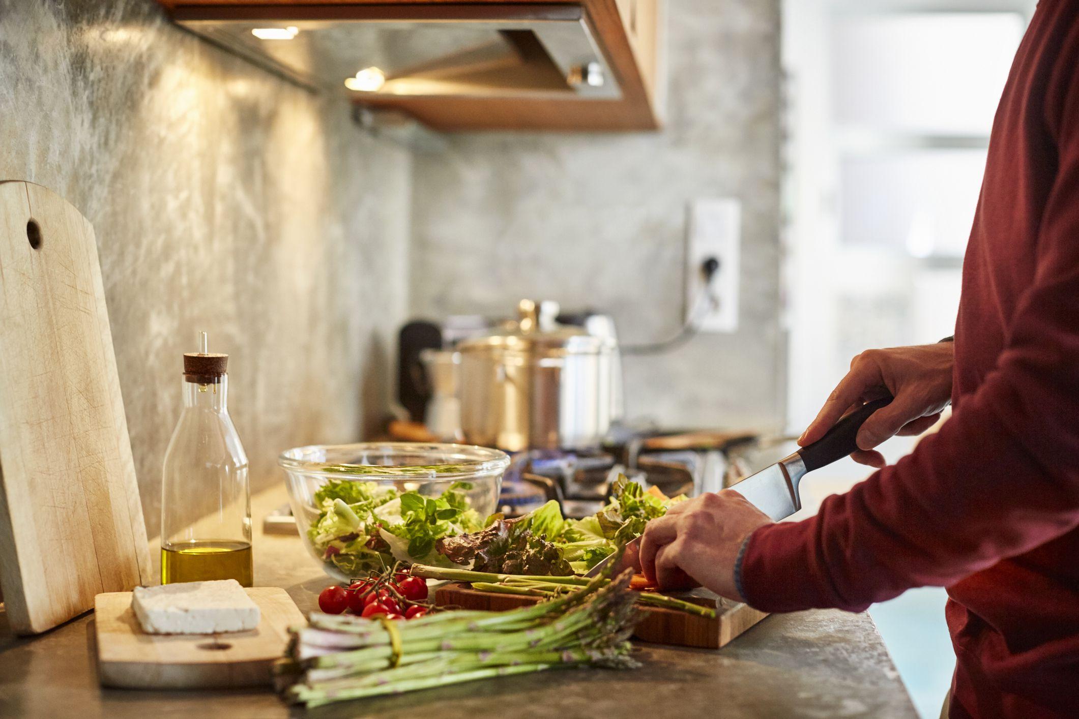 Vegetarian Diet Won't Lower Testosterone, Study Shows