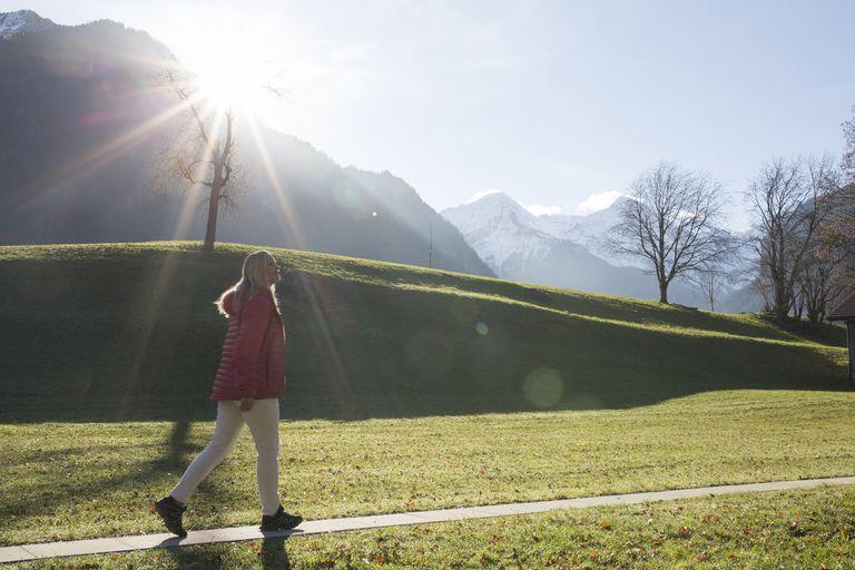Distance Walking