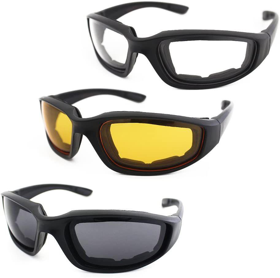 SurpassMe Riding Glasses Set