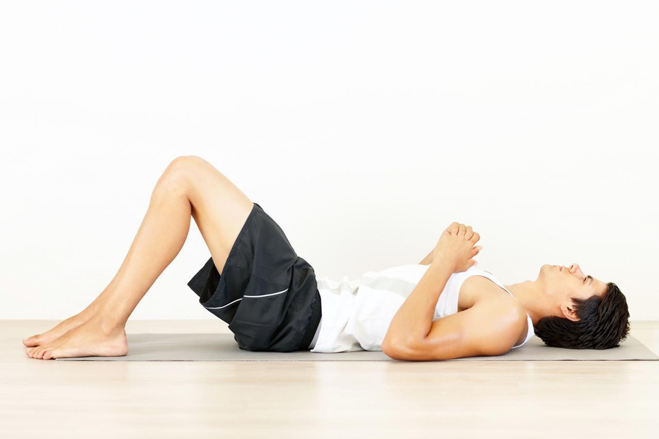 Pelvic Clock Pilates Mat Exercises