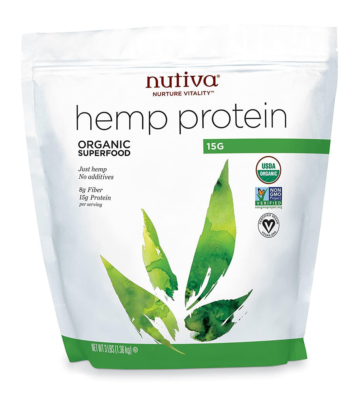 Nutiva Hemp Seed Protein