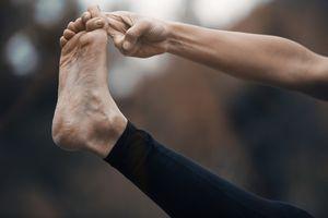 Barefoot Yogi