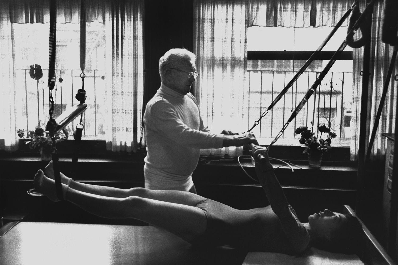 the original instructors of joseph pilates