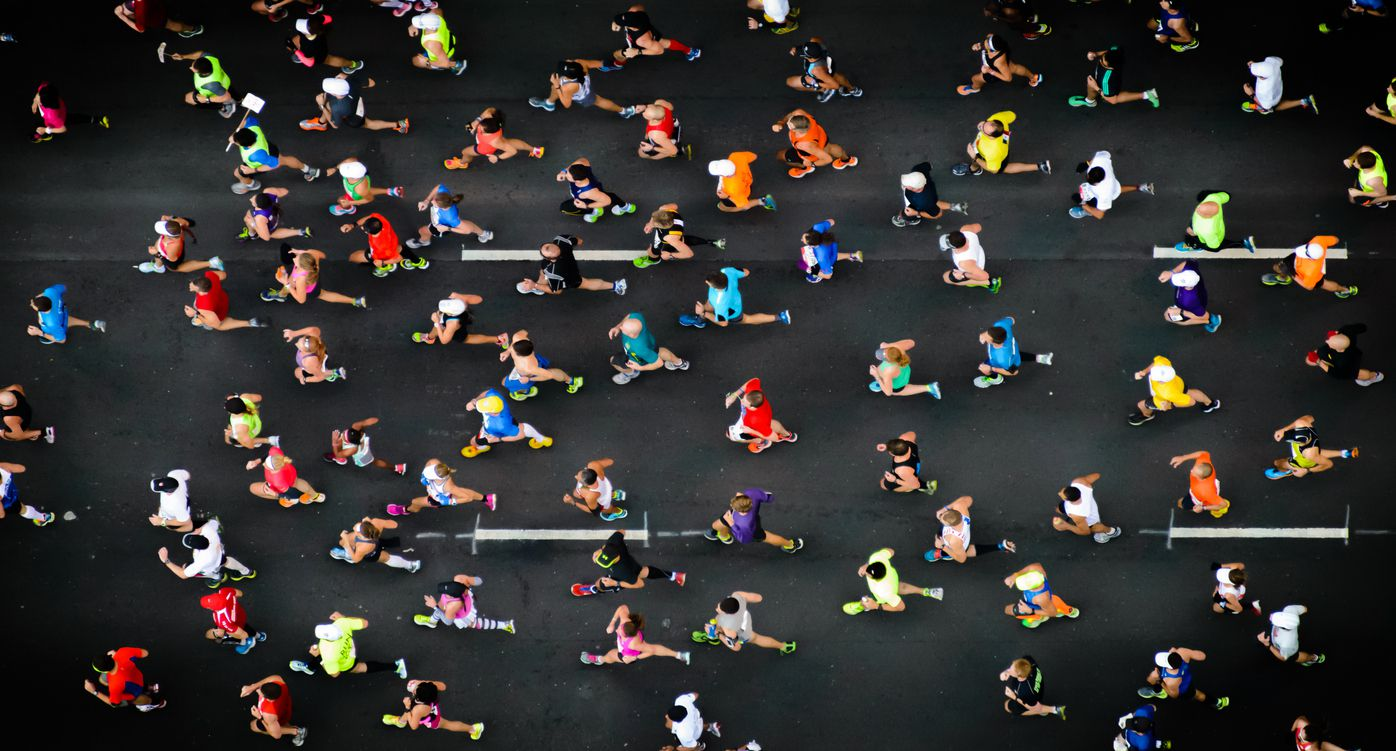 What Is a Good Finishing Time for Running a Marathon?