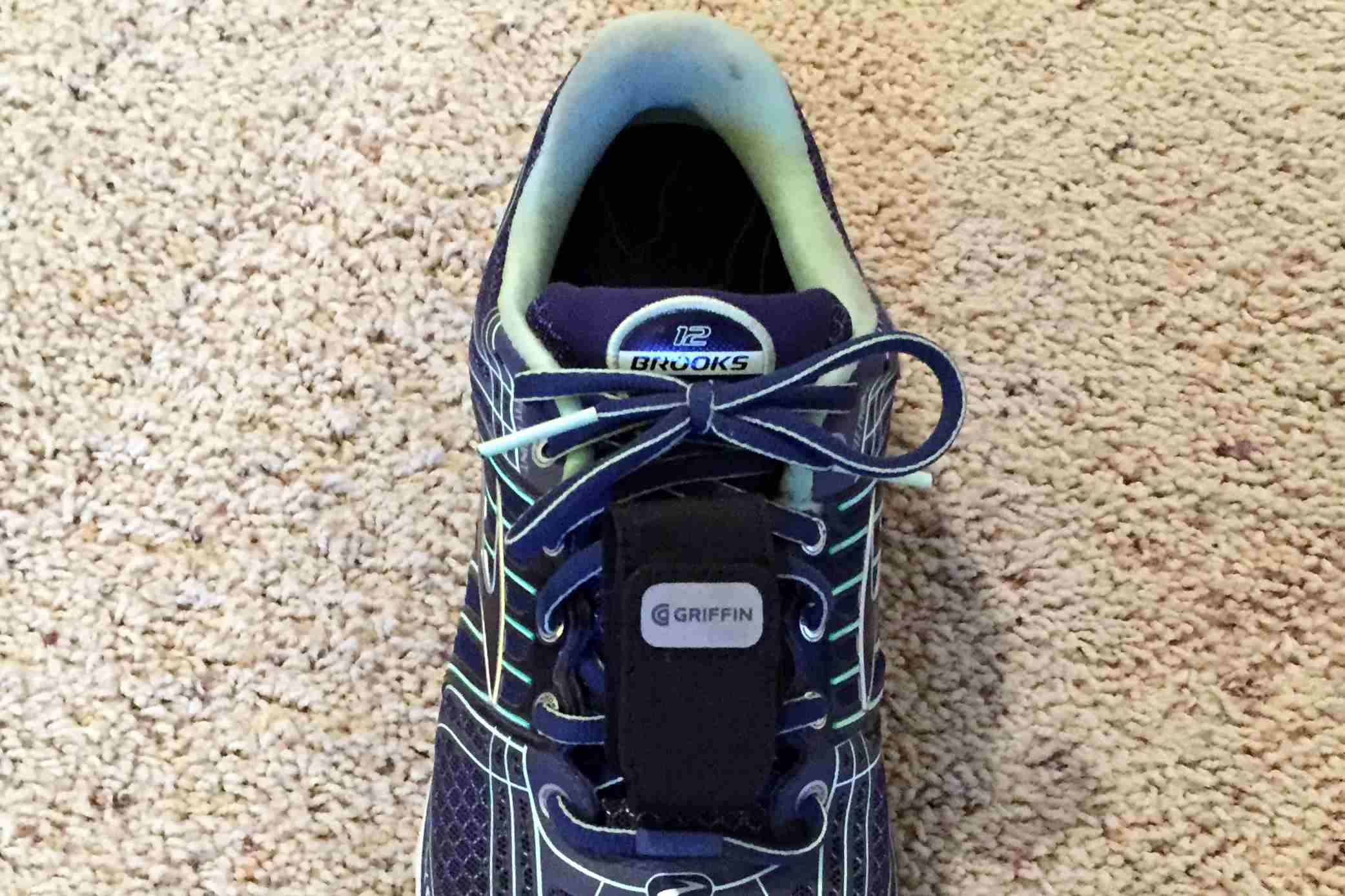 Pouches and Shoes for the Nike Sensor