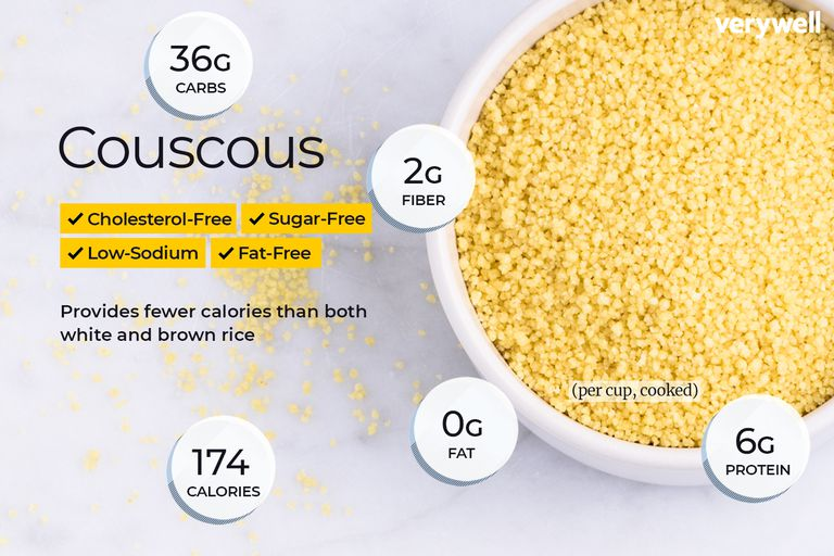 couscous nutrition facts and health benefits