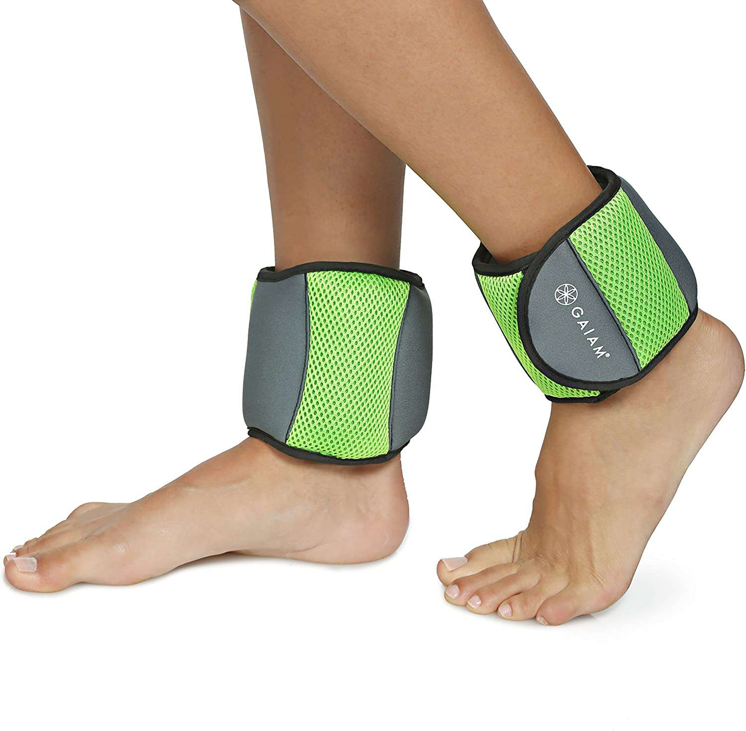 SANON Ankle Weights Wrist Straps for Cable Machines Weightlifting Leg Weight,