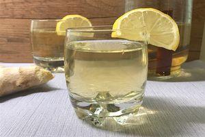 cinnamon ginger tea