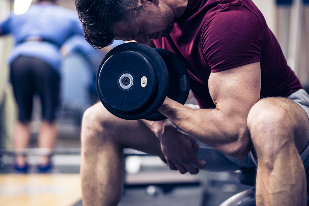 How to Train for Increasing Your Muscle Mass 2