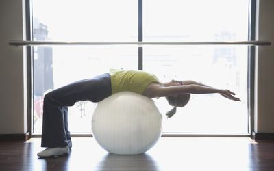 soothing morning or evening yoga workout