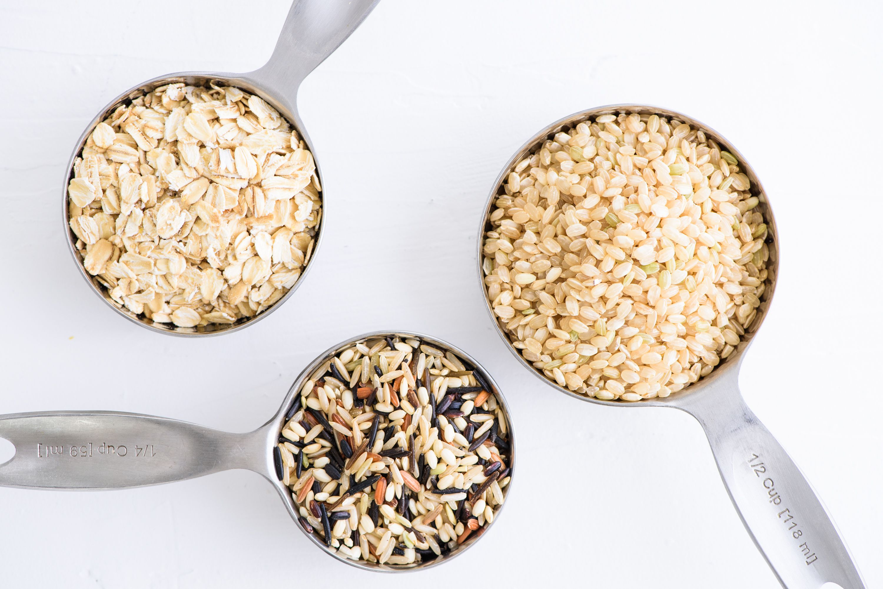 Grains and Starches Allowed on the South Beach Diet