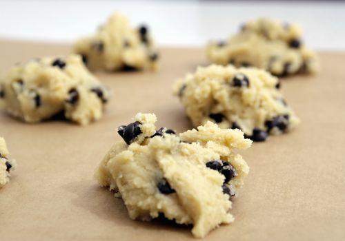 masa para galletas sin gluten