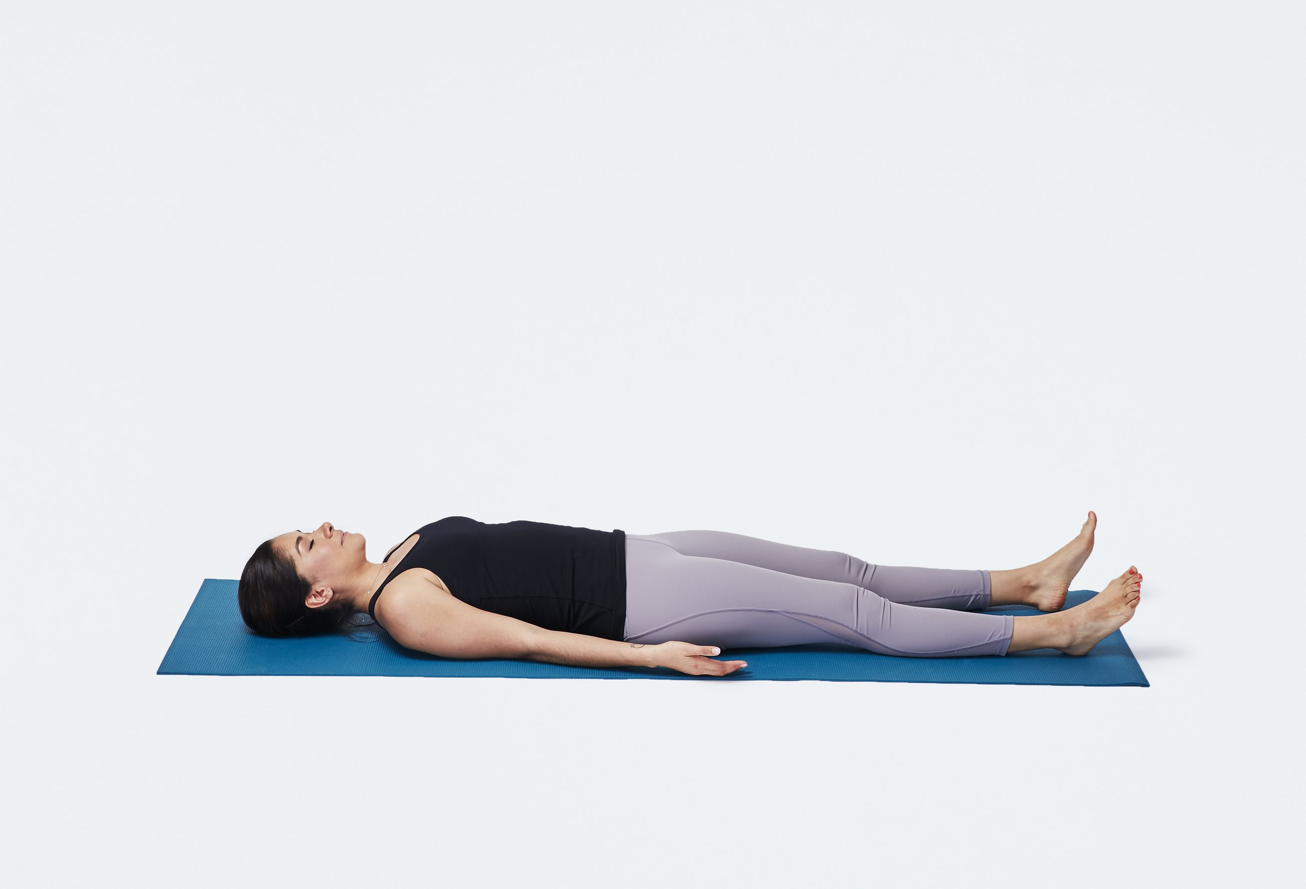 How to Do Corpse Pose (Savasana)