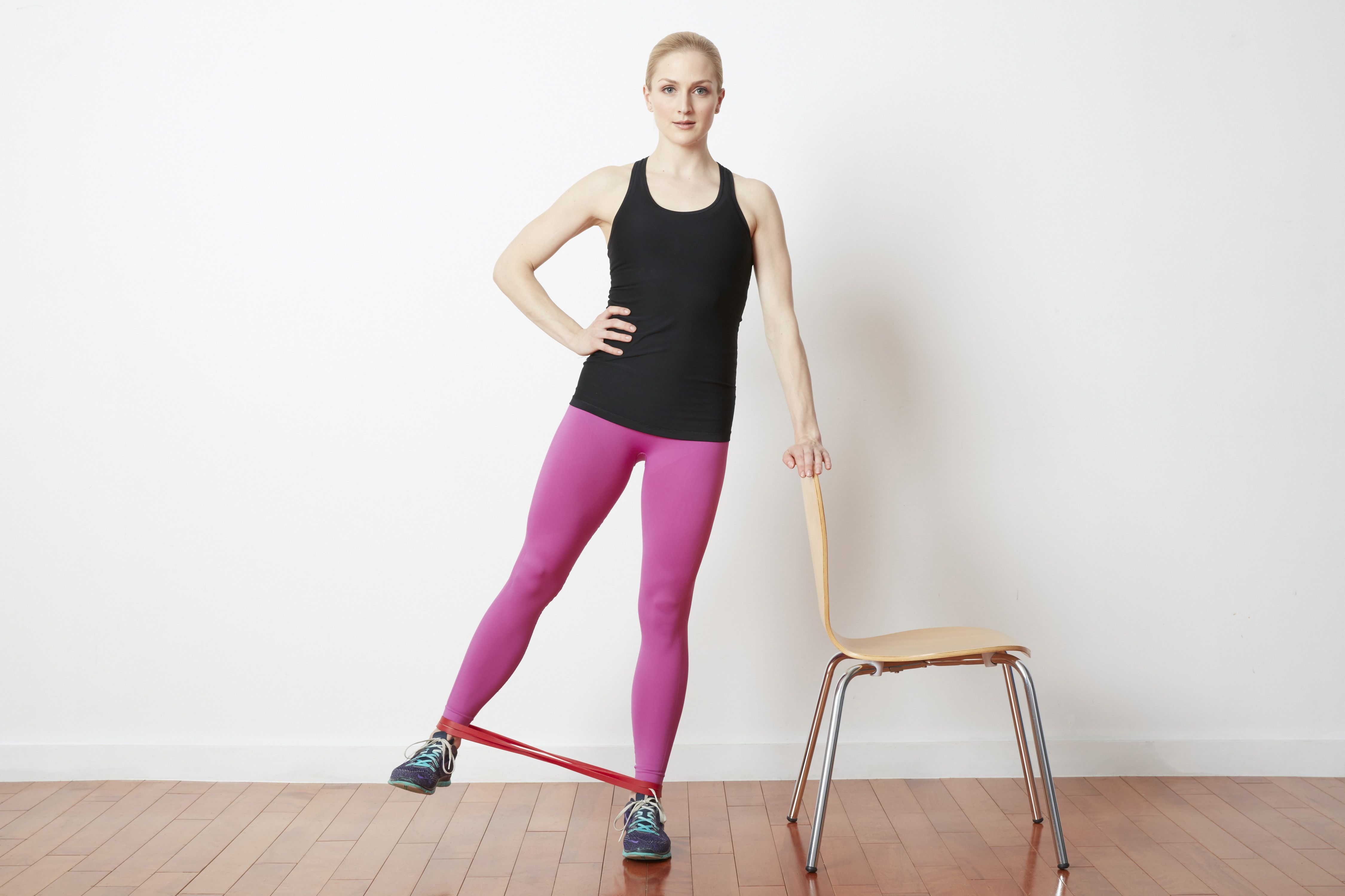 Glute, Hip and Thigh Exercises