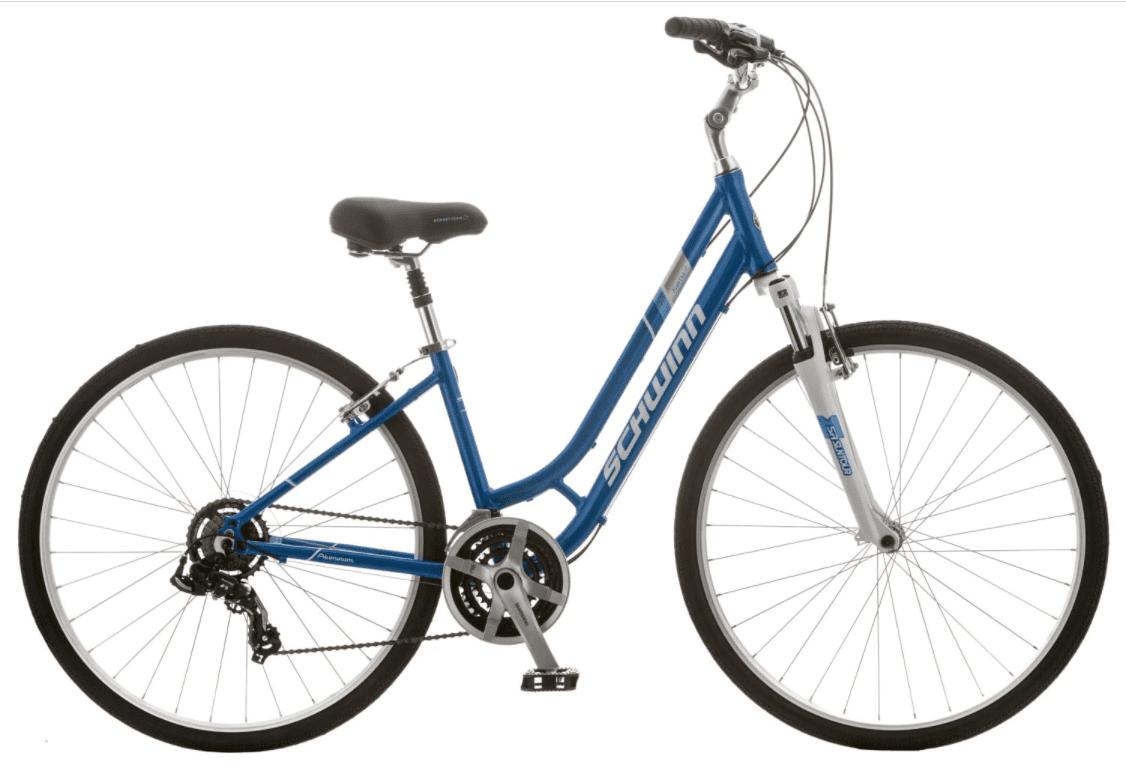 Bicicleta híbrida Fremont para mujer Schwinn Signature