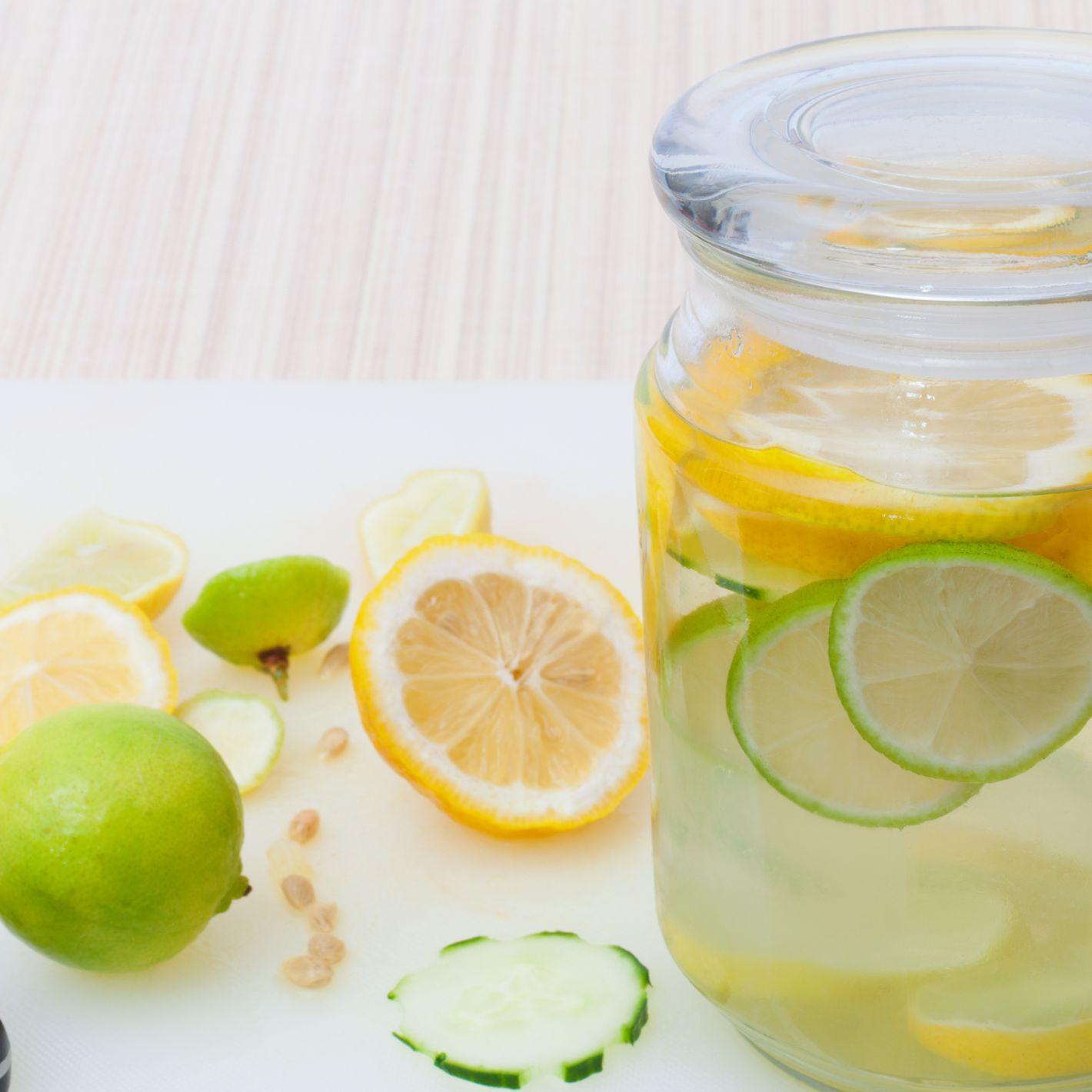 Top 10 DIY Spa Water Recipes