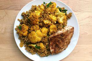 moroccan spiced chicken recipe