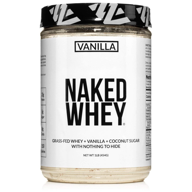 NAKED Nutrition Less Naked Whey