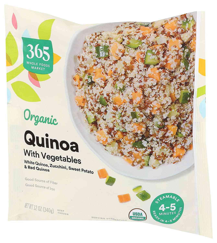 365 Organic Quinoa with Vegetables