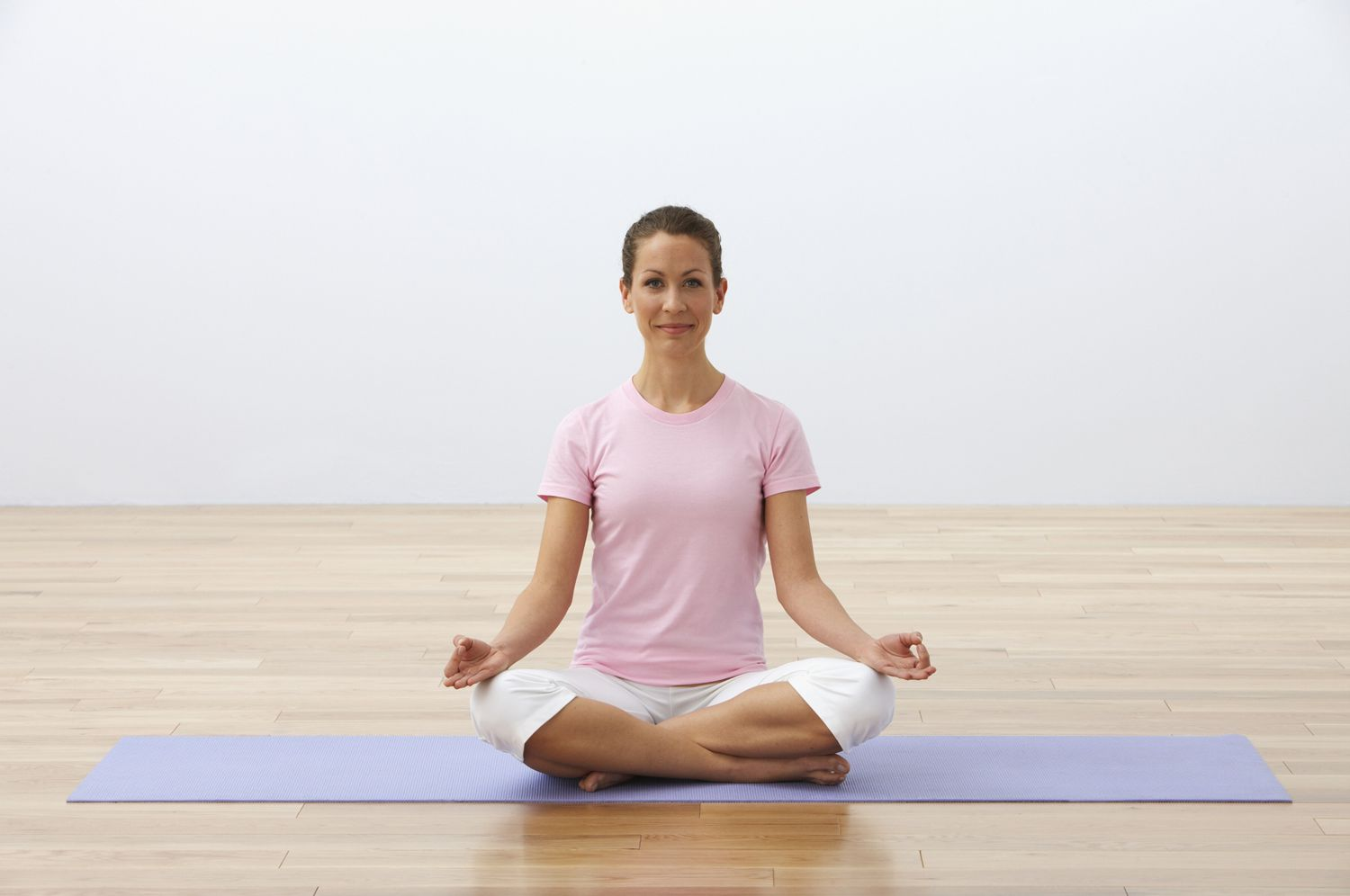 Basic And Advanced Seated Yoga Poses