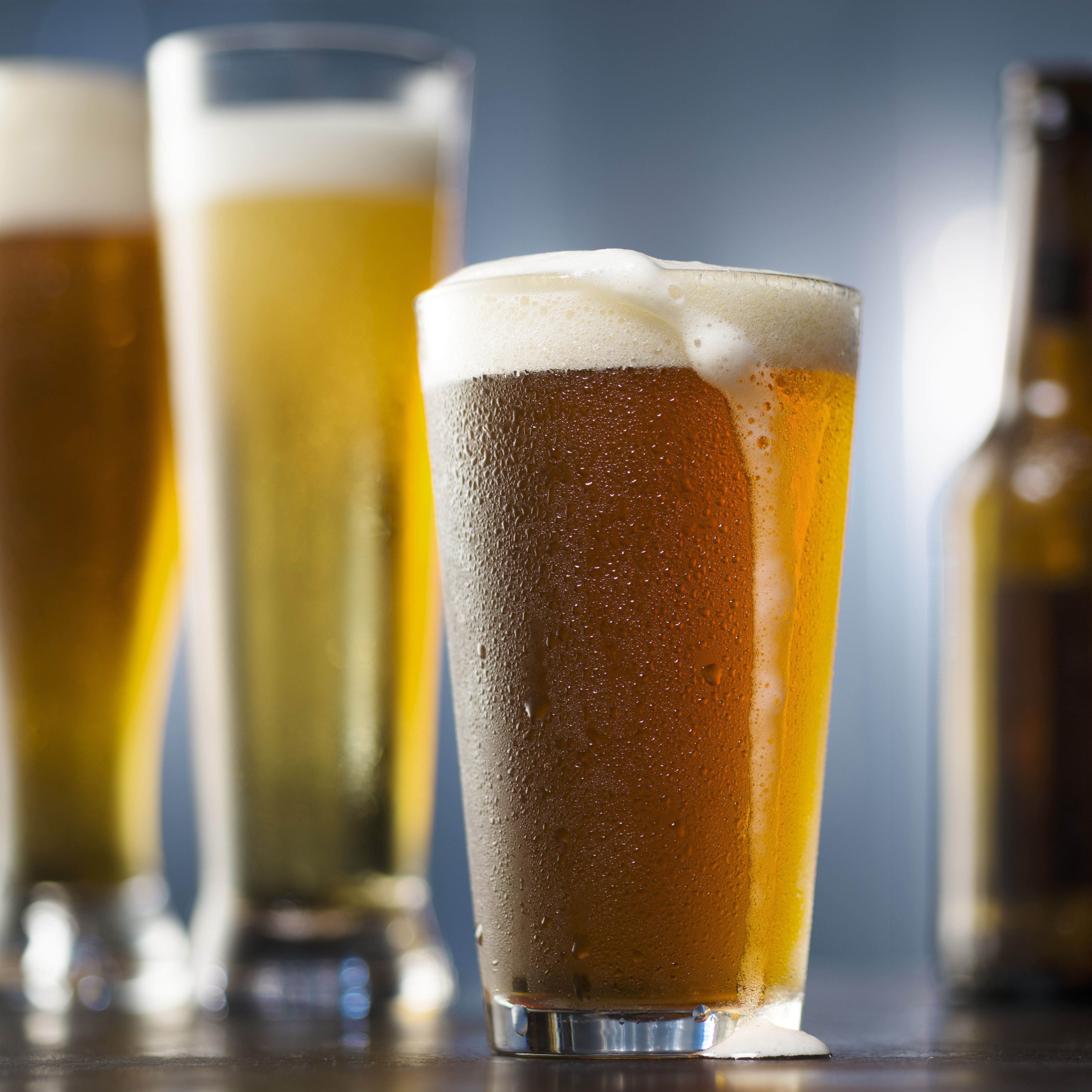Beer Nutrition Facts by Brand