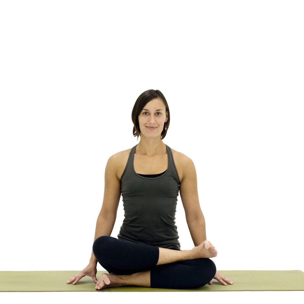How to Do Knee to Ankle Pose Agnistambhasana