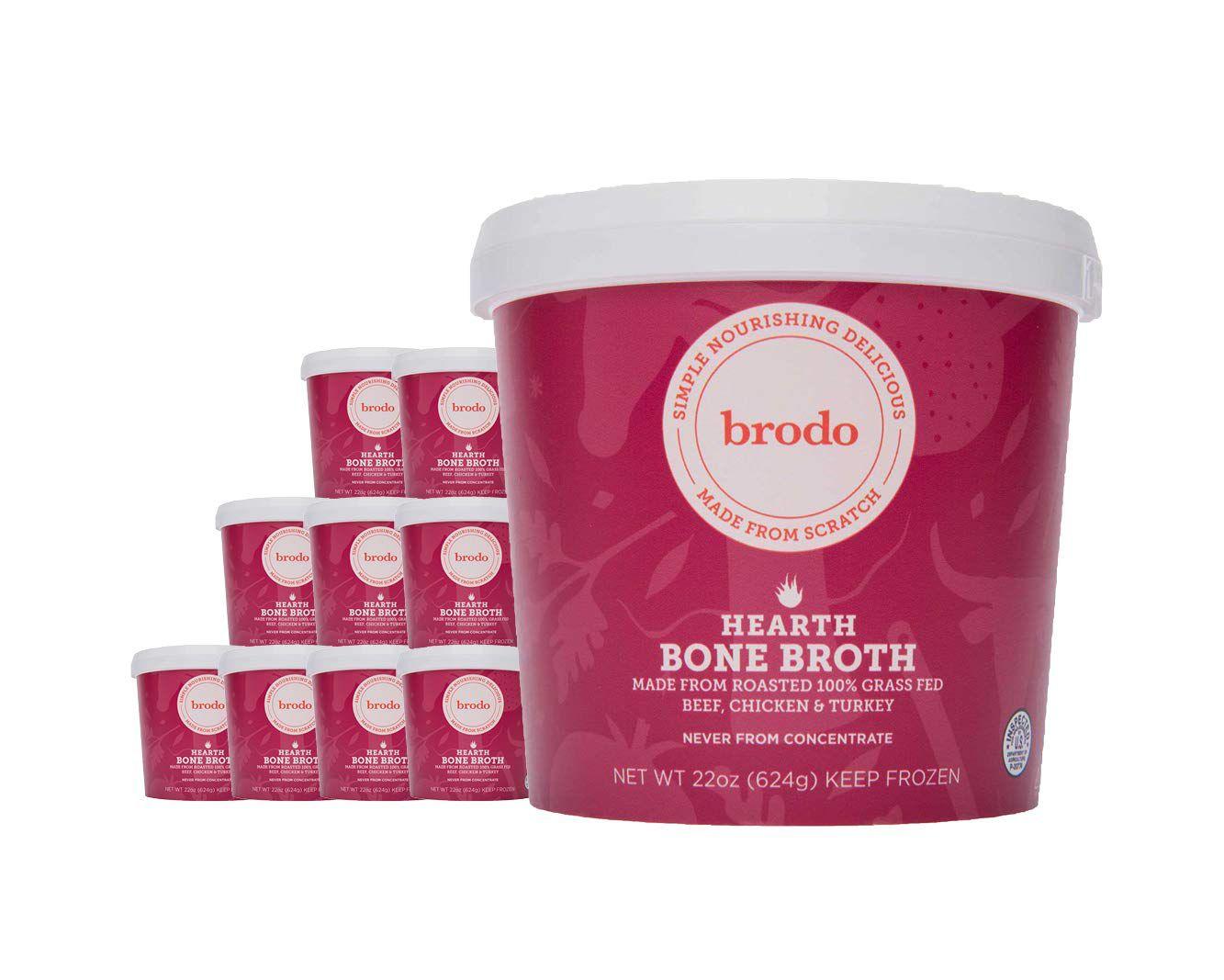 Brodo Hearth Bone Broth
