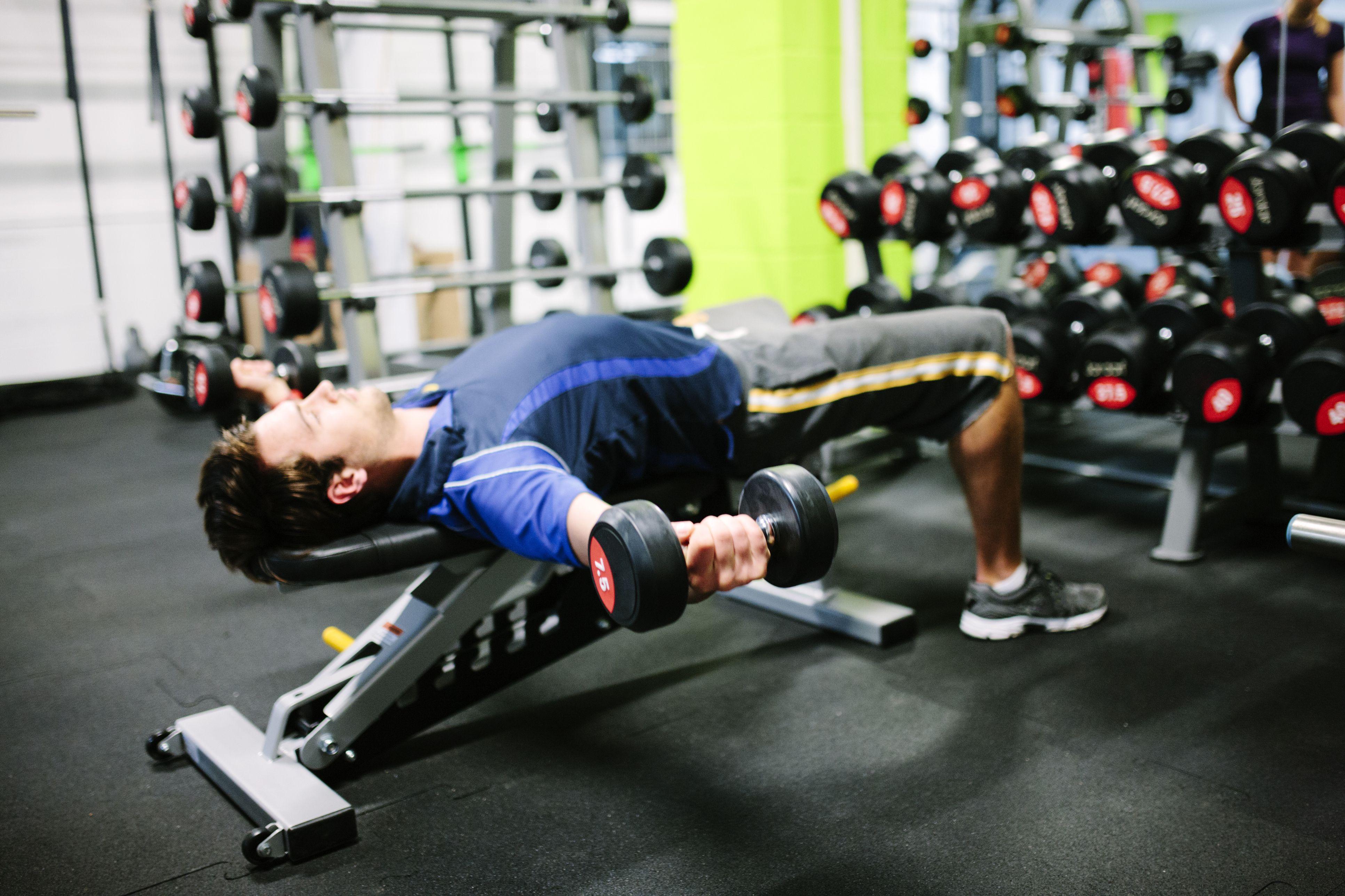 Beginner Upper Body Workout
