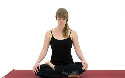 how to do reclined goddess pose supta baddha konasana