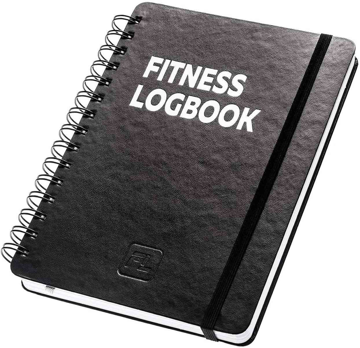 Fitness Logbook: Undated Workout Journal