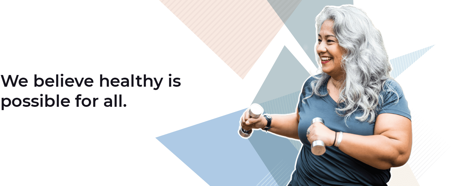Verywell Fit Core Values: We believe healthy is possible for all.