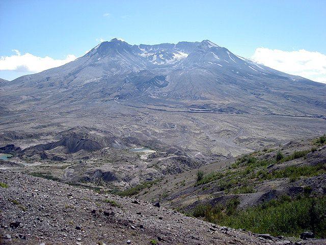 Mount St. Helens from Johnston Ridge